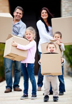 5 Tips For Moving With Kids in TX