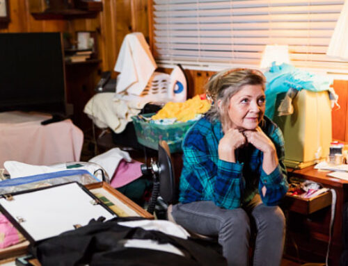 How to sell my house if I am a hoarder?