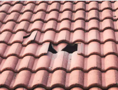 How to sell a house with a damaged roof quick